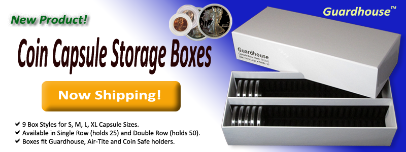 Guardhouse Capsule Boxes