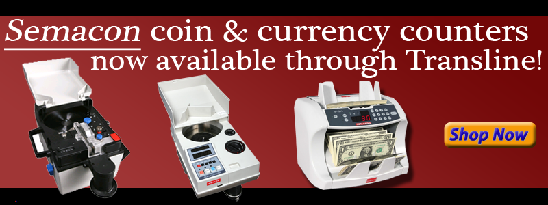 Semacon Coin and Currency Counters