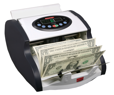 Compact Currency Counter