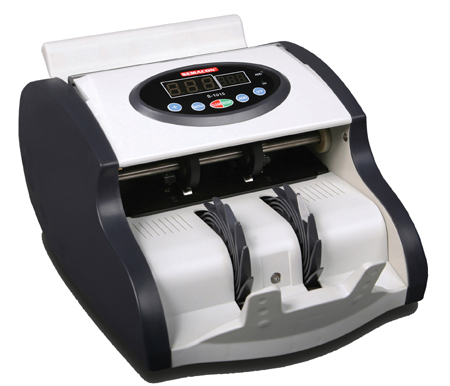 Semacon Compact Currency Counter S-1015