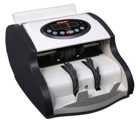 Semacon Compact Currency Counter S-1025