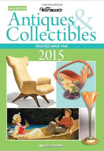 FUTURE RELEASE - Warman's Antiques & Collectibles 2015, 48th Edition