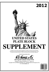 Plate Block Supplement 2012