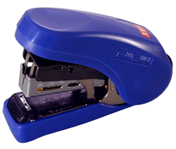 Flat Clinch Stapler - Ergonomic Style