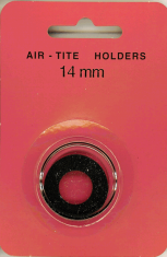 Air Tite 14mm Retail Package Holders