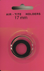 Air Tite 17mm Retail Package Holders