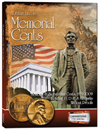 Coin Album - Lincoln Memorial Cents, 1959-2009 P&D&S No Proofs