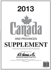 Canada and Provinces Supplement 2013