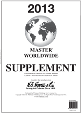 Master Supplement 2013