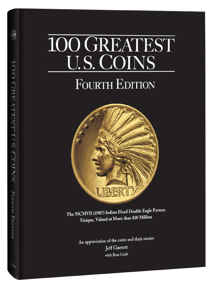 FUTURE RELEASE - 100 Greatest US Coins