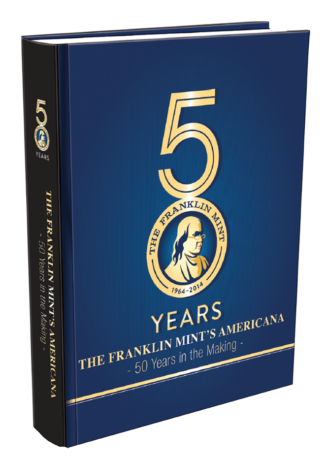FUTURE RELEASE - The Franklin Mint's Americana -50 Years in the Making-