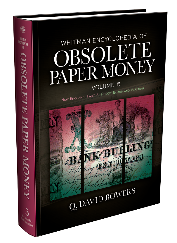 Obsolete Paper Money Volume 5