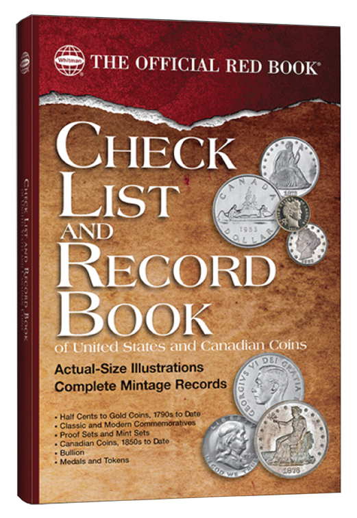 FUTURE RELEASE - Check List And Record Book of United States And Canadian Coins