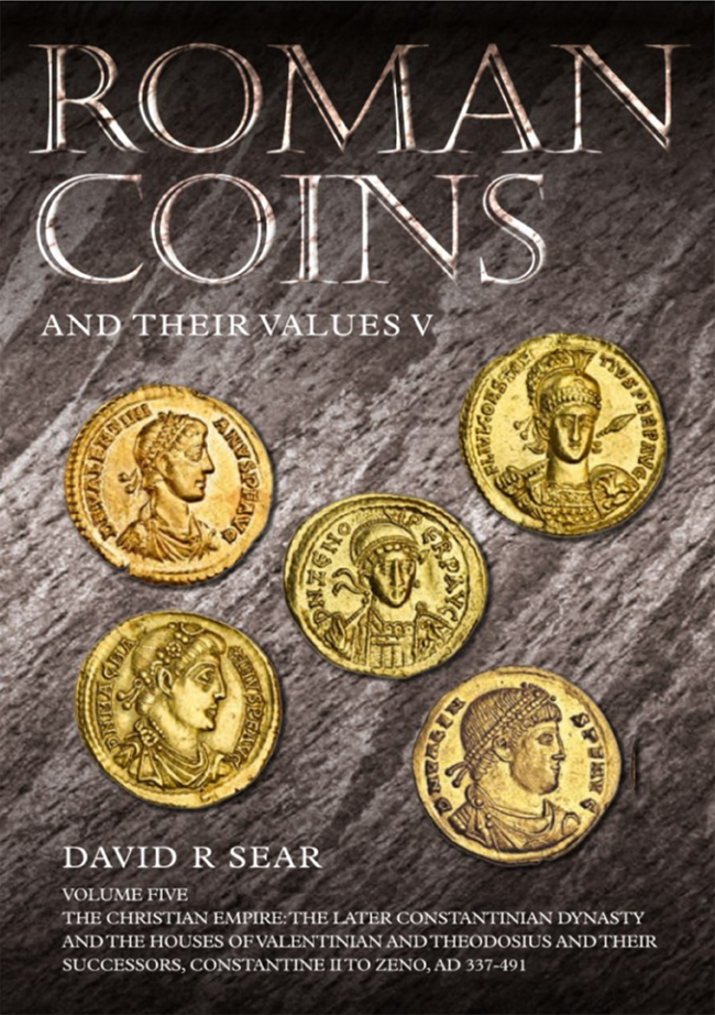 FUTURE RELEASE - Roman Coins and their Values Volume V