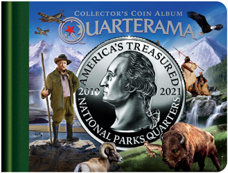 Quarterama: America's Treasured National Parks 2010-2021