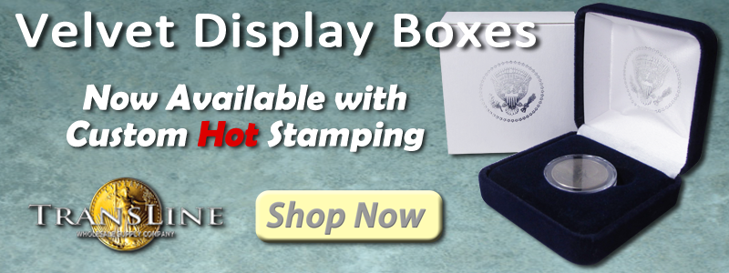 Custom Printed Velvet Display Boxes