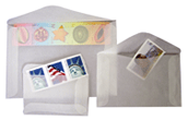Glassine Envelopes
