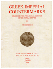 Greek Imperial Countermarks
