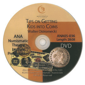Tips on Getting Kids into Coins