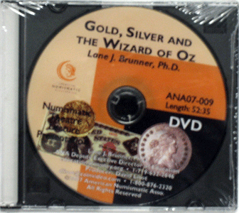Gold, Silver and the Wizard of Oz