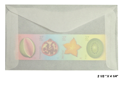 #3 Glassine Envelopes - Qty: 1000