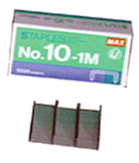Mini Staples, 1000 qty. 10-1M