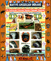 Native Americans US -- 15 Stamps
