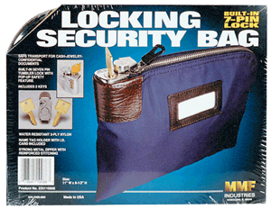 7 Pin Security Bags