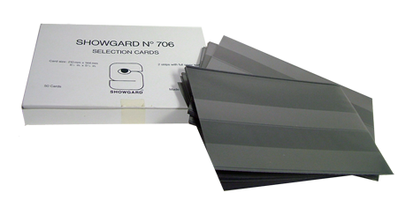 706 Selection Card with 2 Strips & Coverleaf