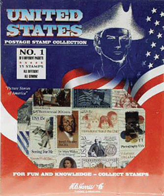 United States Postage Stamp Collection