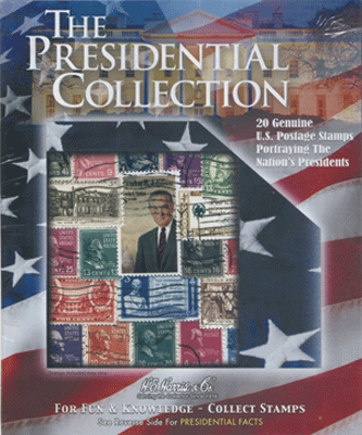 The Presidential Collection (new packet will be 15 different)