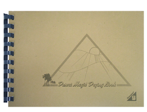 The Original Desert Magic Drying Book