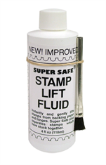 Stamp Lift Fluid, 4oz.