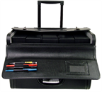 Rolling Pilot Case with Handle