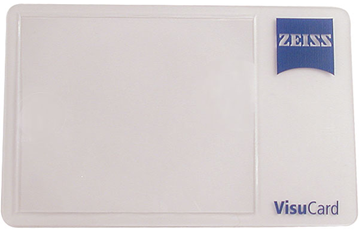 Zeiss VisuCard