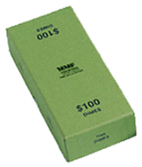 Coin Roll Box - Dime