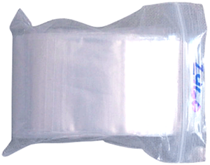 Zip Lock Bag - 2x2 2 Mil - Clear
