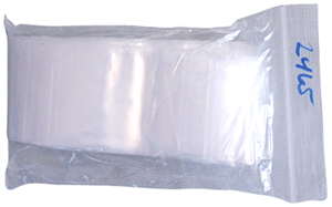 Zip Lock Bag - 2x3 - 2 mil