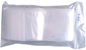Zip Lock Bag - 3x5 - 2 Mil