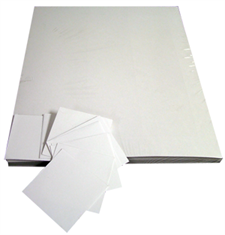 2.5x2.5 Paper Insert for Flips (Pack Qty 84 pages)