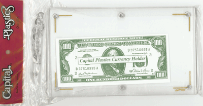 Modern Currency Holder