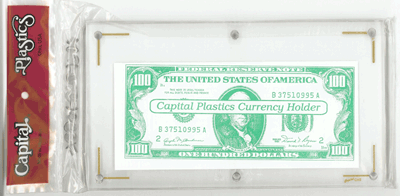 Large Currency Holder