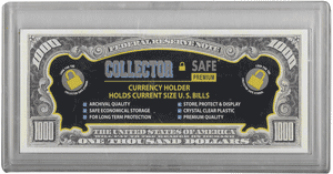 Large Size Currency Holder