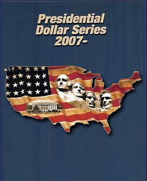 Presidential Dollar Series 1-MM 2007-