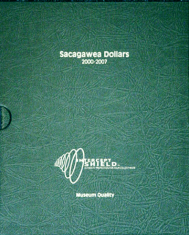 Sacagawea Dollars (including proof only issues)
