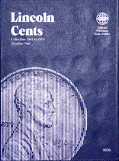 Lincoln Cent No. 2, 1941-1974