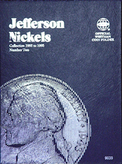 Jefferson Nickel No. 2, 1962-1995