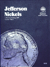 Jefferson Nickel No. 3, 1996-2015