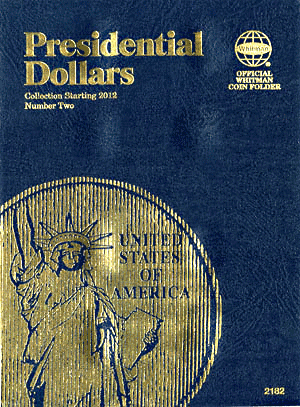Presidential Dollar Folder Volume II 2012-