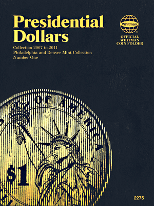 P&D - Presidential Dollar Folder Volume I